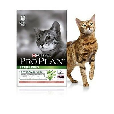 Purina Pro Plan Sterilised Gt Salmon Saco de 1 5 Kg