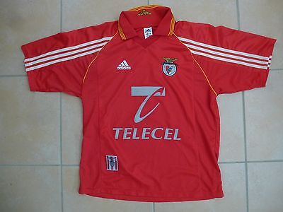 Maillot football Benfica Lisbonne taille M TBE