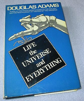 Douglas Adams - Life The Universe And Everything - Hb 1St