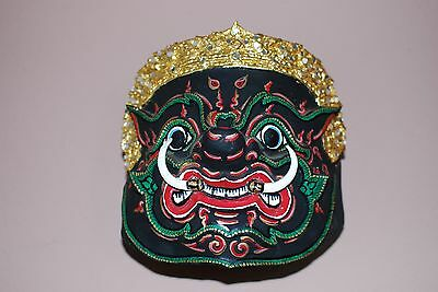 Khon Mask souvenir from Thailand