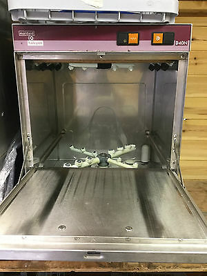 Maidaid Halcyon D40N Fully Refurbished Commercial Glasswasher With Gravity Drain