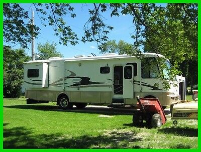 2004 Newmar Kountry Star 3932 Used, Class A,  2 Slide Outs, 3 Awnings, Sleeps 4