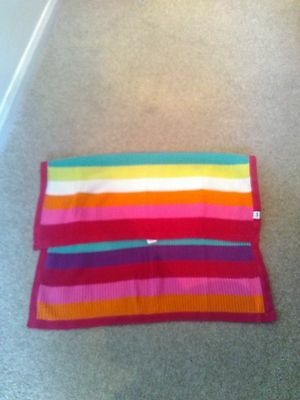 2 x Lovely Mamas and Papas baby blankets