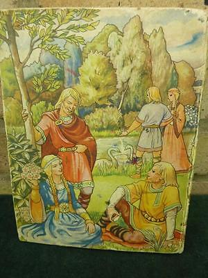 Vintage Bookano Stories number 15 Illustrated Pop Up book