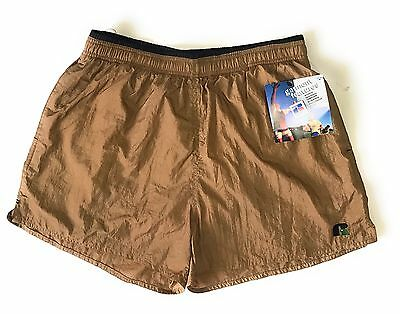 Vintage Russell Athletic Nylon Swim Shorts Men's Large (36-38)
