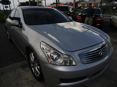 2008 Infiniti G35 G35 X 2008 Infiniti G35x For sale in Good Condition Runs Nice  Contact 727-645-1752