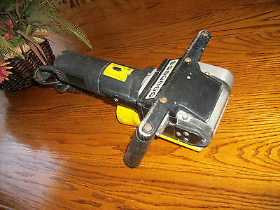 Gp International  Planer Shaver Made In England 110V