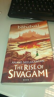 The rise of Sivagami book 1