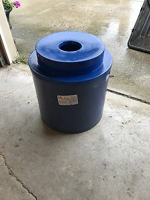 Beer Keg Super Cooler - Blue - Keep Draft Beer Cold - Party & Event Drink Holder
