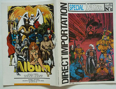 Direct Importation - Special X-Men N°46 – Septembre 1991