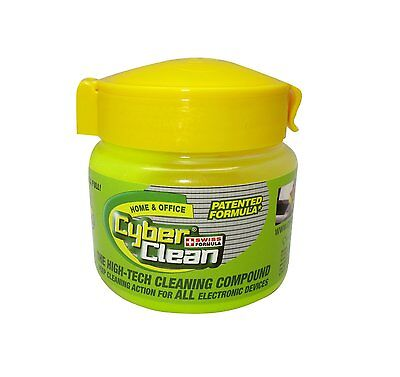 Cyber Clean High-tech Cleaning Compound 5.11oz 145g. Pop top Container
