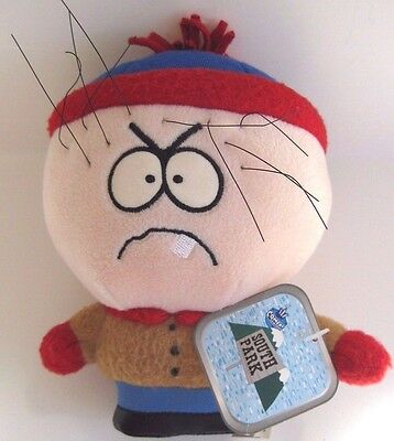"South Park 1998 CLONED STAN 5.5"" doll toy figure Fun4All VGUC w/tags SUPER-RARE!"