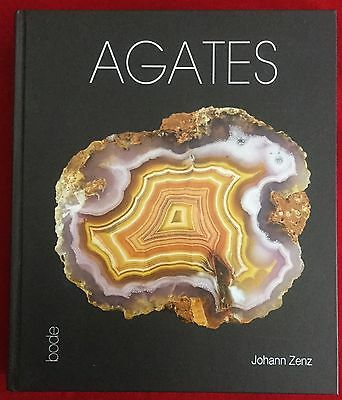 Agates 2014 Edition by Johann Zenz (SIGNED)