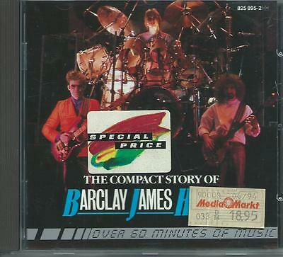 Cd - The Compact Story Of Barclay James Harvest