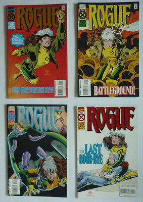 Lot De 12 Comics : Rogue, The Darkness, Spawn, X-Men ...