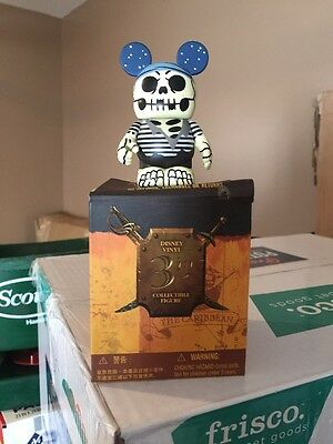 "Disney Vinylmation Pirates Of The Caribbean 3"" Figure"