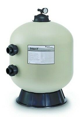 Pentair Triton II side mount sand filter TR60 without Valve