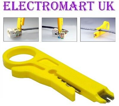 idc telephone socket wiring punch down tool wire impact insertiontelephone network idc cat5e cat6 cable wire stripper insertion punch down tool