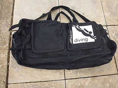 A Used Beaver Diving Bag