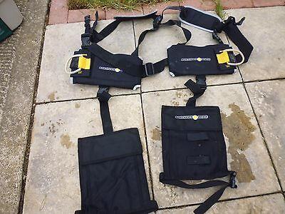 Northern Diver Diving weight belt harness