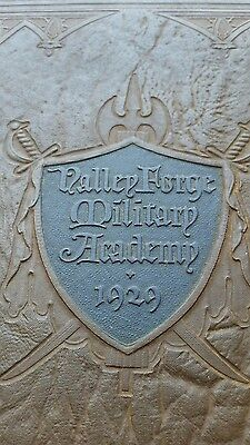 1929 Valley Forge Military Academy Yearbook