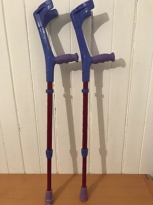 Children's Crutches Pair