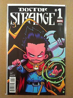 DOCTOR STRANGE (2016) ANNUAL #1 SKOTTIE YOUNG VARIANT COVER Dr. NM 1ST PRINTING