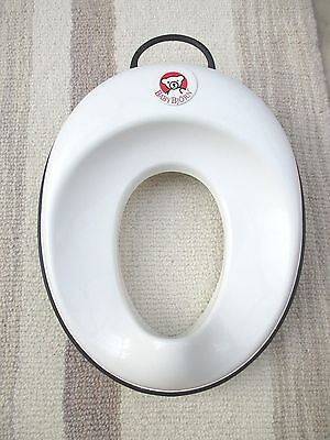 Baby Bjorn Adjustable Toilet Training Seat with rubber edging Very Good Conditio