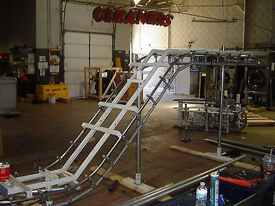 Saratoga Up & Down Dry Cleaning Conveyor