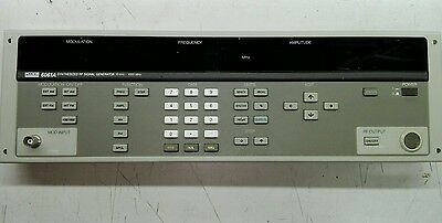 Fluke 6061A front panel with display