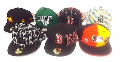 New Era Hats MLB NBA Yankees Red Sox Celtics Dodgers Pirates Astros
