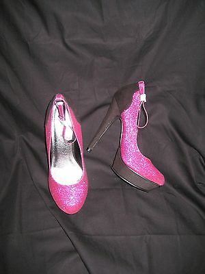 Pink Dressing Shoes  Women Size 7.5