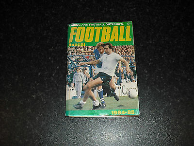 Racing and Fotball Outlook's Football Annual 1984-85