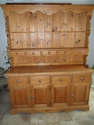 Large Farmhouse Welsh Dresser