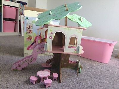 ELC Rosebud Village Wooden Tree House from Early Learning Centre.