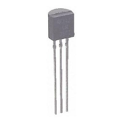 5 x Microchip MCP1702-4002E/TO LDO Voltage Regulator 250mA 4V ±0.4%, 2.7-13.2Vin