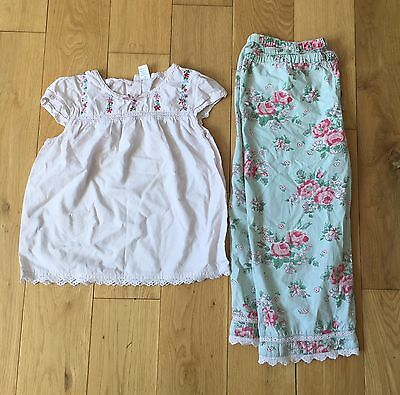 Mini boden girls pyjama set top bottoms age 9 10 for Mini boden schweiz