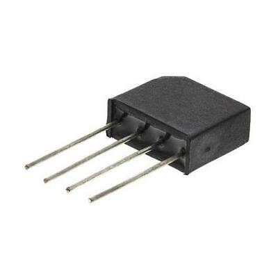 5 x Vishay VS-2KBB100R, Bridge Rectifier, 1.9A 1000V, 4-Pin