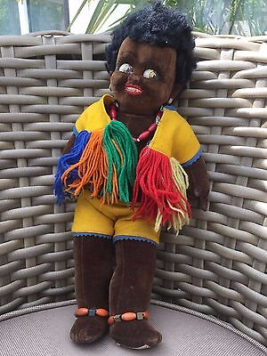 Farnell's Alpha toys native doll 14 ins