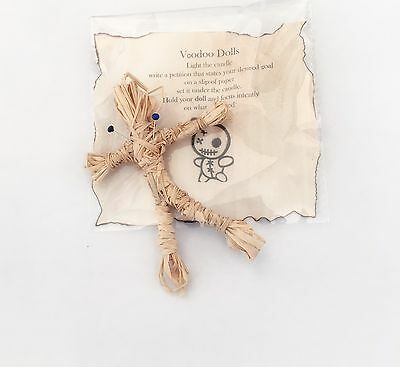Voodoo Doll,Garden Raffia,voodoo,witchcraft,paranormal,Wicca,pagan,natural,witch