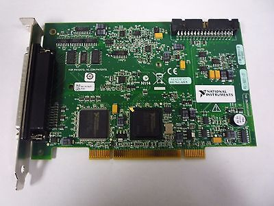 NI PCI-6221 37pin 16Bit 250 kS/s 16 Analog In Multifunction DAQ Card SUPERDUCED!