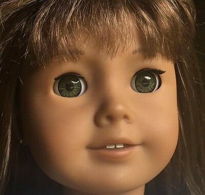 2011 Truly Me/Just Like You American Girl Doll w/ Med Skin and Hazel Eyes bangs