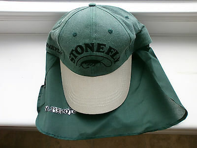 Stonefly Fishing Cap with Neck Protection Buy One Get One Free