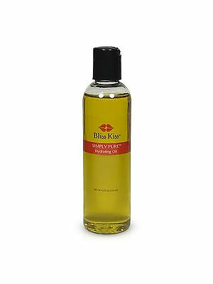 Bliss Kiss Simply Pure Fragrance Free 4oz Bottle