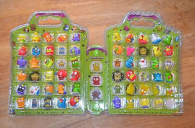 Moose The Trash Pack Collectible Figues STORAGE CASE & 50 SERIES 1 TRASHIES WOW