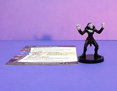 D&D Miniatures Vampire Spawn 23-60 Dungeons of Dread WOTC DDM RPG Pathfinder