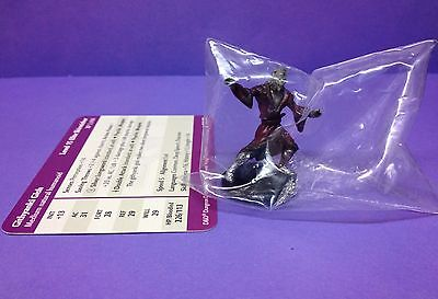 D&D Miniatures Githyanki Gish 14-40 Savage Encounters Still In Bag DDM RPG