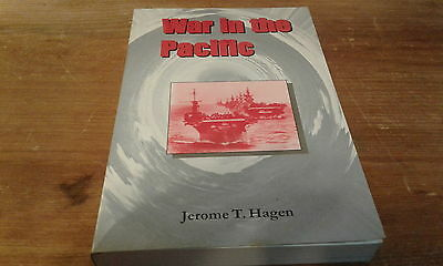 War In The Pacific Volume 1 (Signed) by Jerome T. Hagen Paperback