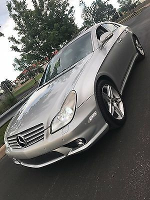 2007 Mercedes-Benz CLS-Class 550 2007 CLS550 AMG package