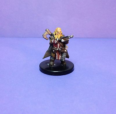D&D Miniatures Harsk 25-65 Pathfinder Rise of the Runelords No Card DDM RPG